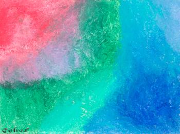 Blue Surge (18x24)