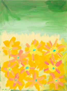 Hawaiian Flowers 1 (18x24)