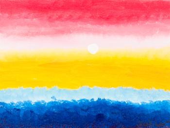 Sunset 13 (16x20)