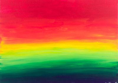 Rainbow (18x24)