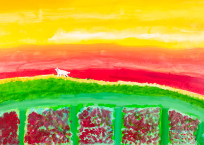 Sheep Hill (24x48)